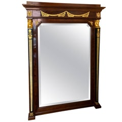 Neoclassical Pier Mirrors and Console Mirrors