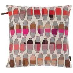 Maharam Pillow, Vases by Hella Jongerius