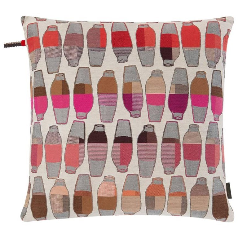 Maharam Pillow, Vases by Hella Jongerius For Sale