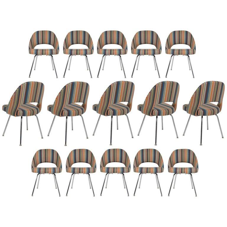 Eero Saarinen for Knoll Executive Chairs For Sale