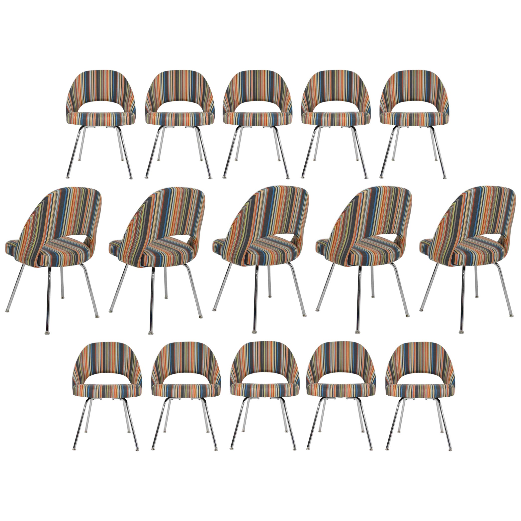 Eero Saarinen for Knoll Executive Chairs
