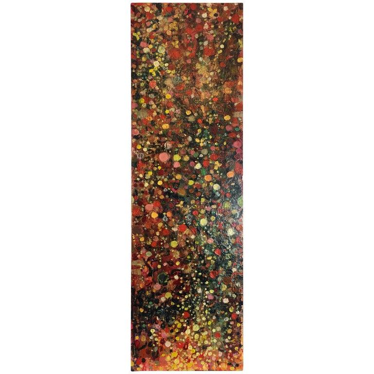 "Amy Spassov ""Superfluous Fireworks"" 2008, Oil on Board"