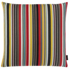 Maharam Pillow, Ottoman Stripe by Paul Smith