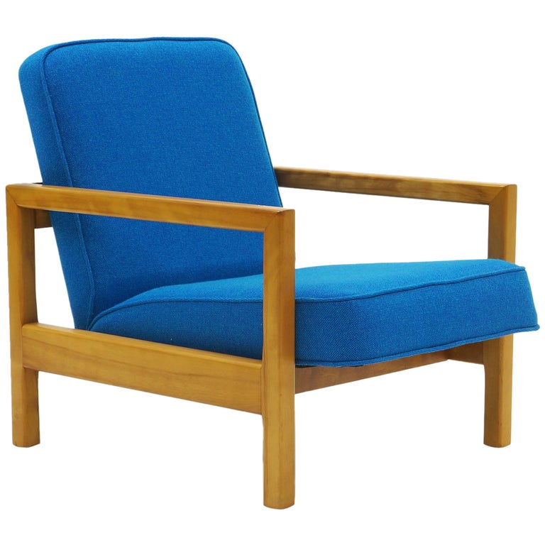 Armchair by George Nelson for Herman Miller Restored