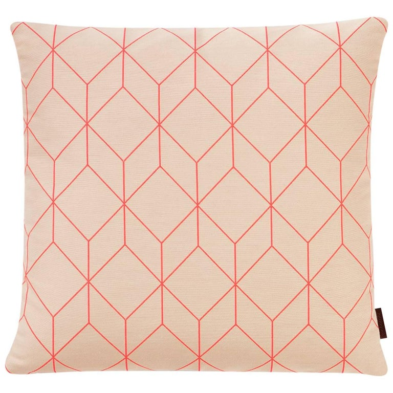 Maharam Pillow, Bright Cube by Scholten & Baijings For Sale