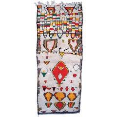 Vintage Moroccan Rug, Azilal, High Atlas