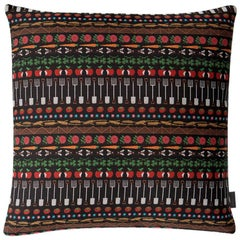 Maharam Pillow, Bavaria Stripe by Studio Job