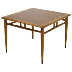 Large Center or Occasional Table by Lane Acclaim with Dovetail Styling