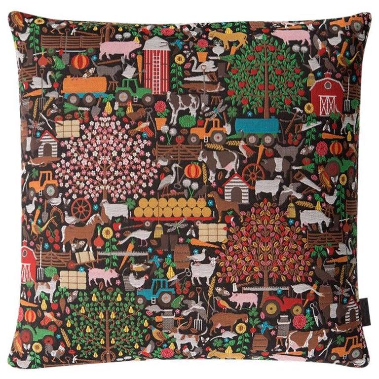 Maharam Pillow, Bavaria by Studio Job For Sale