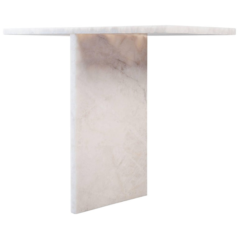 """""""And So I Stand"""" Console Table by Claste"""