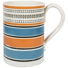 Teal and Orange Mug