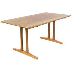 Børge Mogensen C18 Shaker Table for FDB Møbler