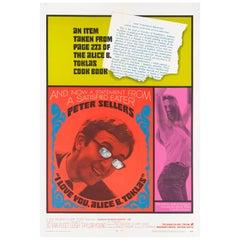 """""""I Love You, Alice B. Toklas,"""" Film Poster"""