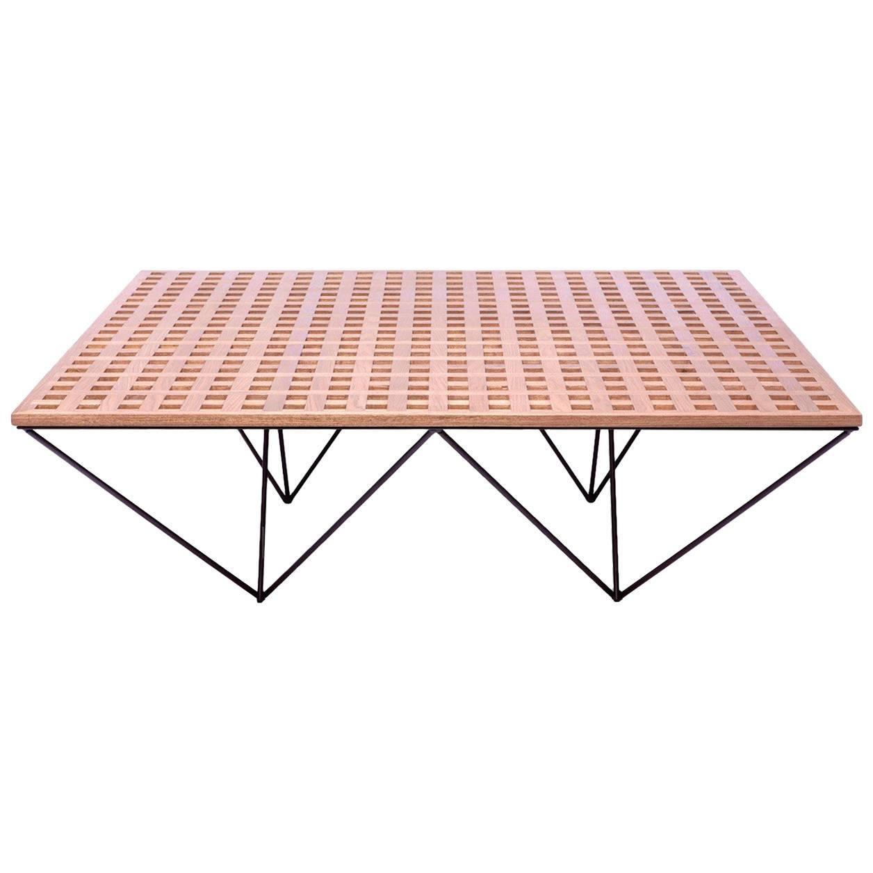 """""""Muxarabi"""" Coffee Table, Brazilian Contemporary Design by  Arthur Casas"""
