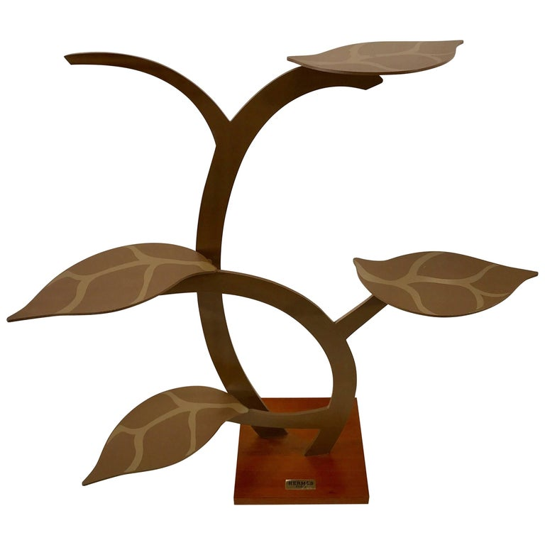 Vintage Hermes Display Stand