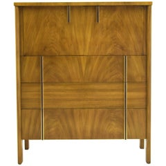 tall bedroom dressers. Tallboy Chest By John Widdicomb Tall Bedroom Dressers