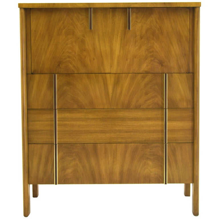 Tallboy Chest by John Widdicomb
