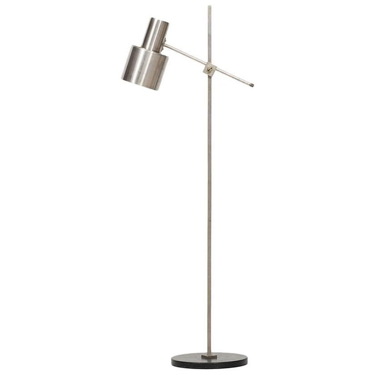 Low floor lamp in steel produced in sweden for sale at 1stdibs low floor lamp in steel produced in sweden for sale mozeypictures Image collections