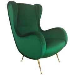 Italy 1950s Lounge Chair