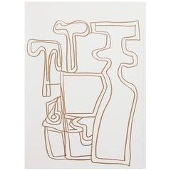 Contemporary Drawing by Gabriela Valenzuela-Hirsch