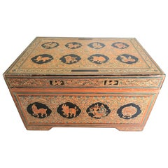South East Asian Document/Storage Box