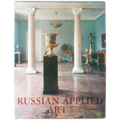 """Russian Applied Art"" Book, First Edition"