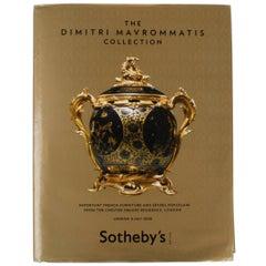 Dimitri Mavrommatis Collection, First Edition
