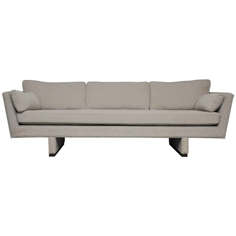 Dunbar Sofa by Edward Wormley, Model 5485