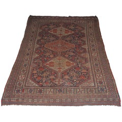 Antique Persian Shiraz Rug
