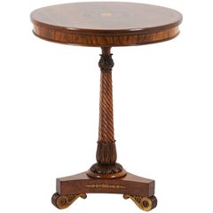 Early 19th Century Rosewood Table