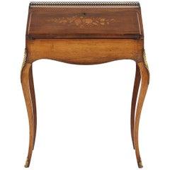 Ladies 'Bonheur De Jour' Writing Desk