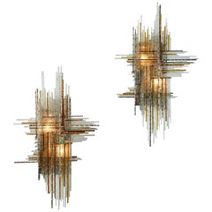 Pair of Sconces by Poliarte