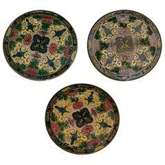 Royal Daulton Plates, circa 1920s-1930s