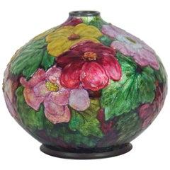 Art Deco Vase by Camille Fauré