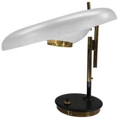 Oscar Torlasco for Lumi Magnification Lamp, Italy, 1950s