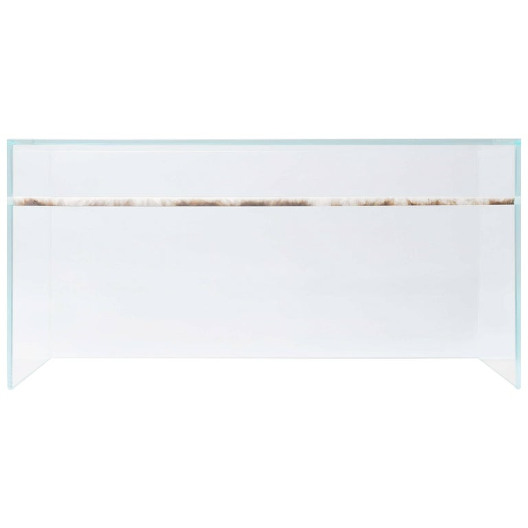 """""""To Float From Grace"""" Console Table"""