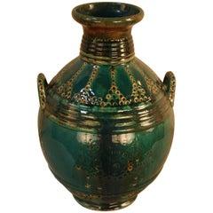Atelier Primavera Pottery Art Deco Vase