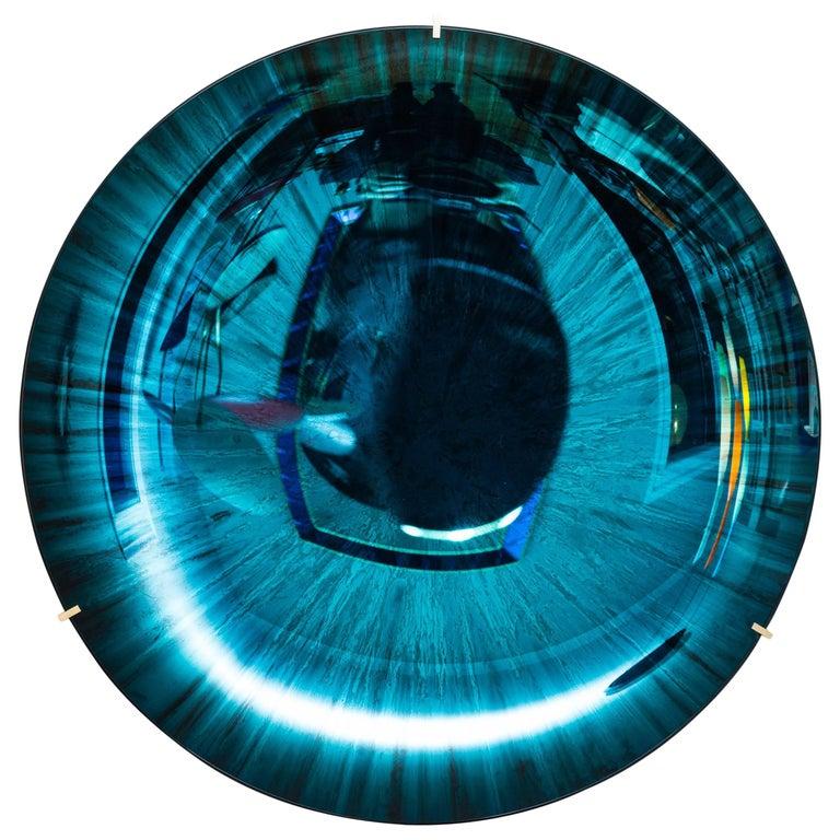 Christophe Gaignon Concave Mirror Object, France, 2017 For Sale
