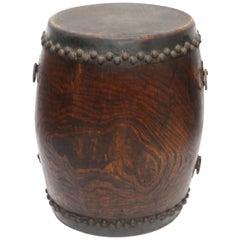 19th Century Japanese Ceremonial Drum