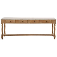 French Marble Table