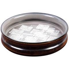 Midcentury Swedish Ceramic Bowl by Uppsala-Ekeby