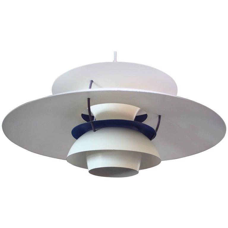 1960s PH5 Pendant Lamp by Poul Henningsen for Louis Poulsen
