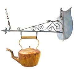 Tea Pot Trade Sign