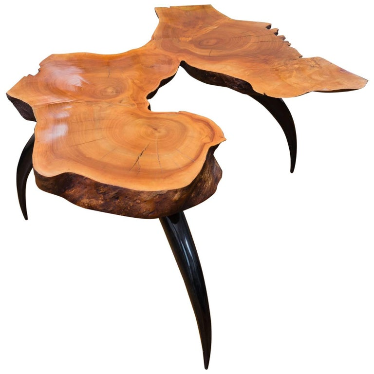 Unique Coffee Table by Jaro Komon, Germany, 2015 For Sale