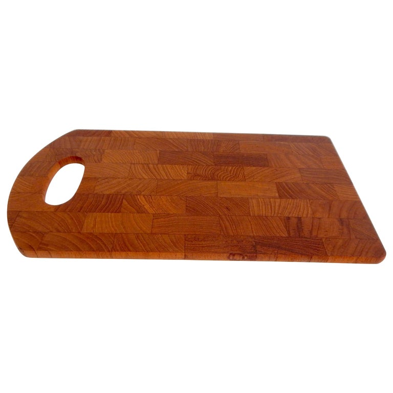 Jens Quistgaard JHQ for Dansk Teak Tray, Denmark For Sale
