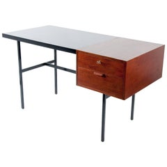 Mid-Century Bauhaus Writing Desk by Thonet and Designed by Pierre Paulin