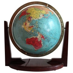 Replogle Glass World Globe