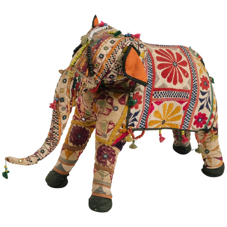 1970s Indian Elephant For Sale