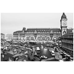 """Gare De Lyon, Paris, France"" Print by Gregg Felsen"