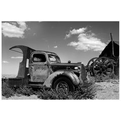 """Old Truck at Gold King Mine and Ghost Town"" by Gregg Felsen"